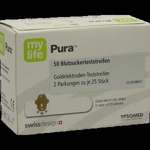 MYLIFE Pura Blutzucker Teststreifen