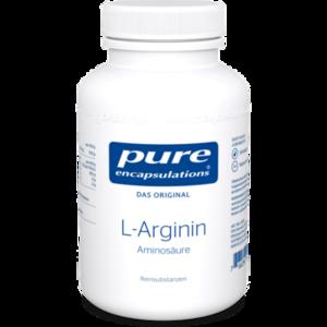 PURE ENCAPSULATIONS L-Arginin Kapseln