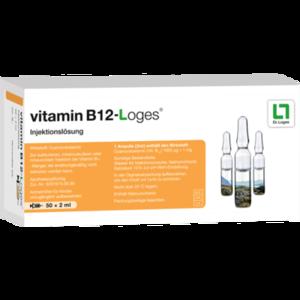 VITAMIN B12-LOGES Injektionslösung Ampullen