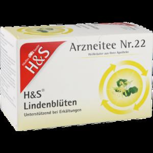 H&S Lindenblüten Tee Filterbeutel