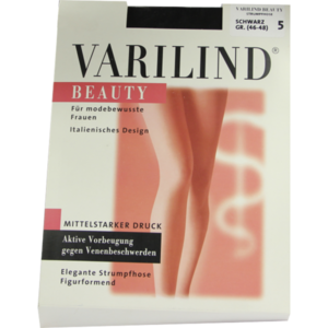 VARILIND Beauty 100den AT Gr.5 schwarz