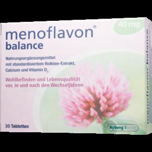 MENOFLAVON Balance Tabletten