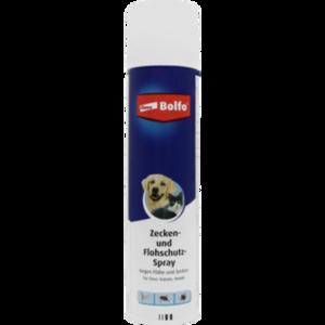BOLFO Zecken- u.Flohschutz-Spray f.Hunde/Katzen