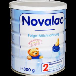 NOVALAC 2 Folge-Milchnahrung Pulver