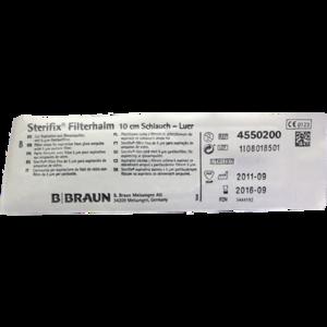 STERIFIX Filterhalm 10 cm Schl.