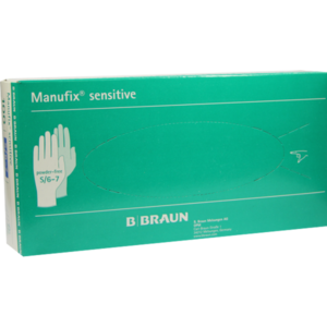 MANUFIX sensitive Unters.Handschuhe pf klein