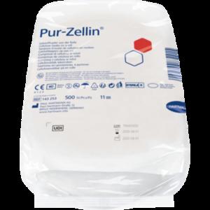 PUR-ZELLIN 4x5 cm steril Rolle zu 500 St.