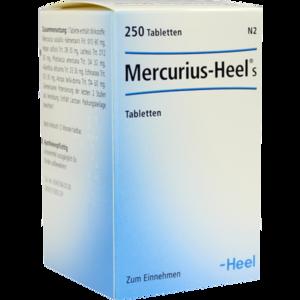 MERCURIUS HEEL S Tabletten