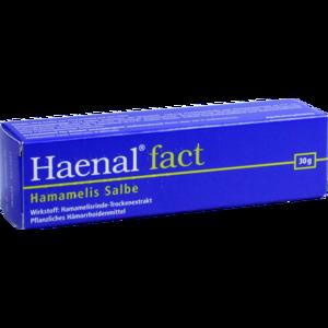 HAENAL Fact Hamamelis Salbe