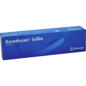 BASODEXAN 100 mg/g Salbe