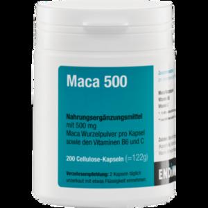 MACA 500 Kapseln