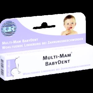 MULTI-MAM BabyDent Gel