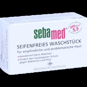 SEBAMED seifenfreies Waschstück