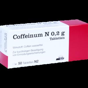 COFFEINUM N 0,2 g Tabletten
