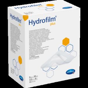 HYDROFILM Plus Transparentverband 9x10 cm