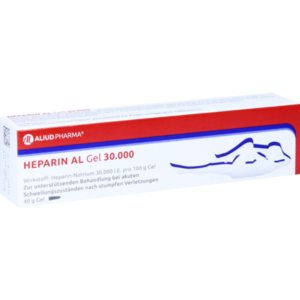 HEPARIN AL Gel 30.000
