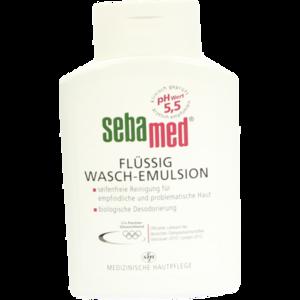 SEBAMED flüssig Waschemulsion