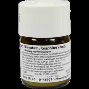 BISMUTUM GRAPHITES comp.Trituration