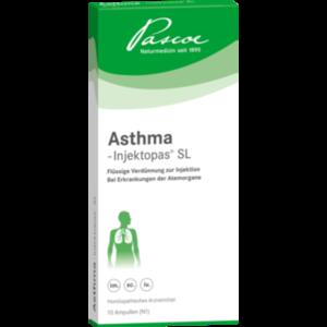 ASTHMA INJEKTOPAS SL Ampullen