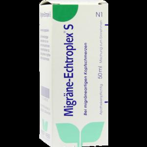 MIGRÄNE ECHTROPLEX S Mischung