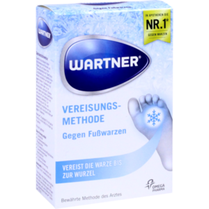 WARTNER Fußwarzen Spray