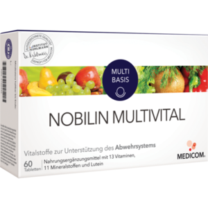 NOBILIN Multi Vital Tabletten