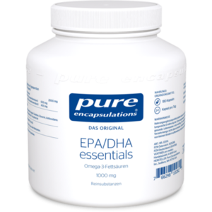 PURE ENCAPSULATIONS EPA/DHA essent.1000 mg Kapseln