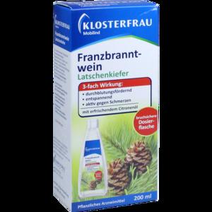 KLOSTERFRAU Franzbranntwein Latschenk.Dosierfl.