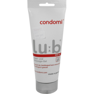 CONDOMI Lub Gleit- u.Massagegel