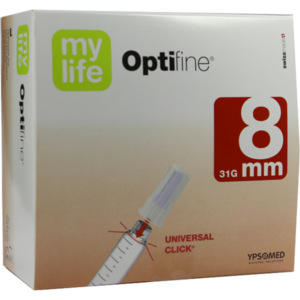 MYLIFE Optifine Pen-Nadeln 8 mm