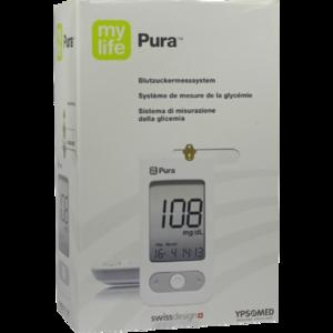 MYLIFE Pura Blutzucker Messsystem mg/dl Autocod.