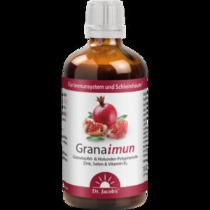 GRANAIMUN Dr.Jacob's Tropfen