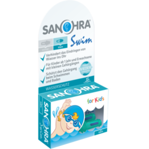 SANOHRA swim Ohrenschutz f.Kinder