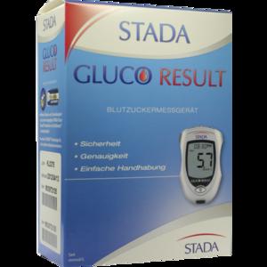 STADA Gluco Result Blutzuckermessgerät mmol/l