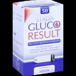 STADA Gluco Result Teststreifen