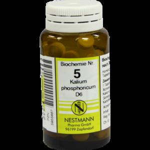 BIOCHEMIE 5 Kalium phosphoricum D 6 Tabletten
