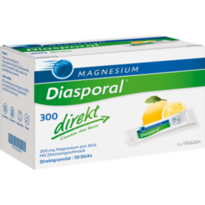 MAGNESIUM DIASPORAL 300 direkt Granulat
