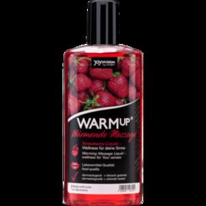 WARMUP Erdbeer Massageöl
