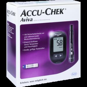 ACCU-CHEK Aviva III Set mmol/l