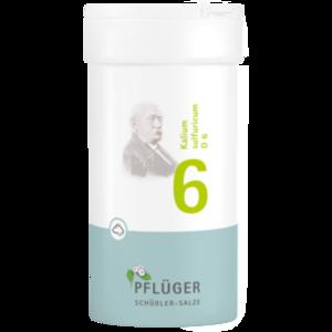 BIOCHEMIE Pflüger 6 Kalium sulfuricum D 6 Pulver