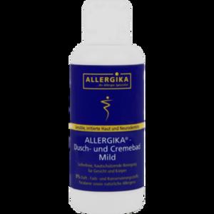 ALLERGIKA Dusch- und Cremebad mild