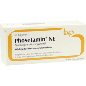 PHOSETAMIN NE Tabletten