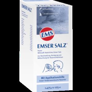 EMSER Salz 1,475 g Komb.m.Nasanita Nasendu.Junior