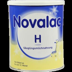 NOVALAC H Säuglings-Milchnahrung 0-12 M.