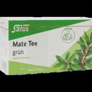 MATE TEE grün Kräutertee Mate folium Bio Salus