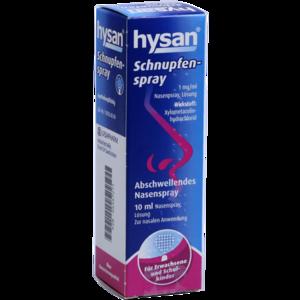 HYSAN Schnupfenspray