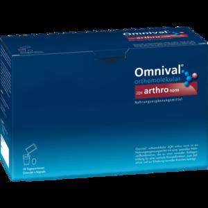 OMNIVAL orthomolekul.2OH arthro norm 30Gran.Kap.