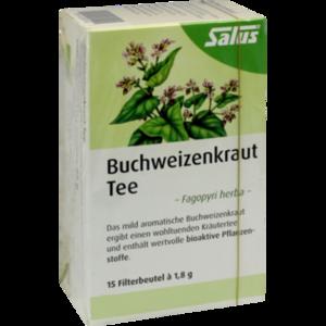 BUCHWEIZENKRAUT Tee Fagopyri herba Bio Salus Fbtl.