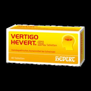 VERTIGO HEVERT SL Tabletten