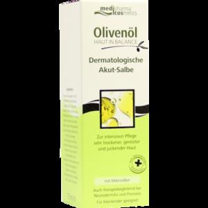 HAUT IN BALANCE Olivenöl Derm.Akut Salbe